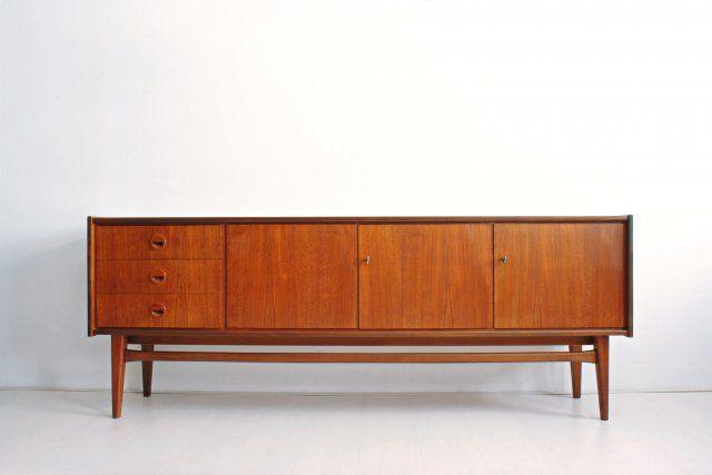 Vintage sideboard bartels werken living vintage bartels for Sideboard danisches design