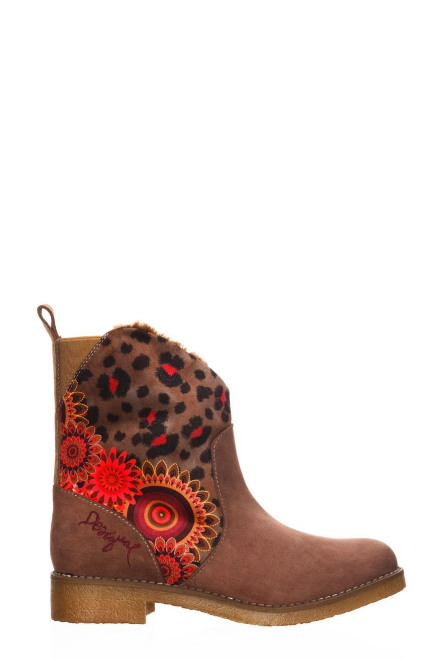 84ed5102991 Botines Desigual The