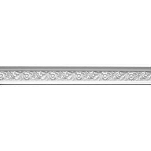 Moulure De Plafond E21 Polystyrène Expansé 3 X 200 Cm