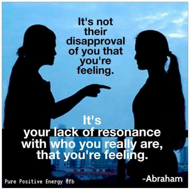Bildergebnis für who you really are abraham quotes