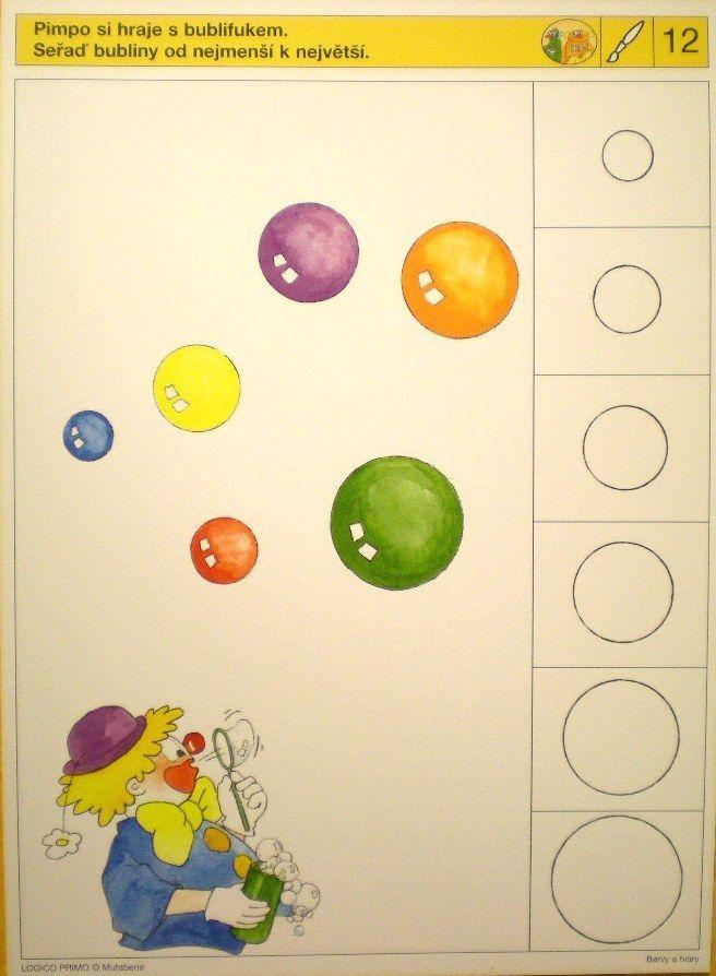 Rámeček Logico Primo | thema ballen en ballonnen | Pinterest ...