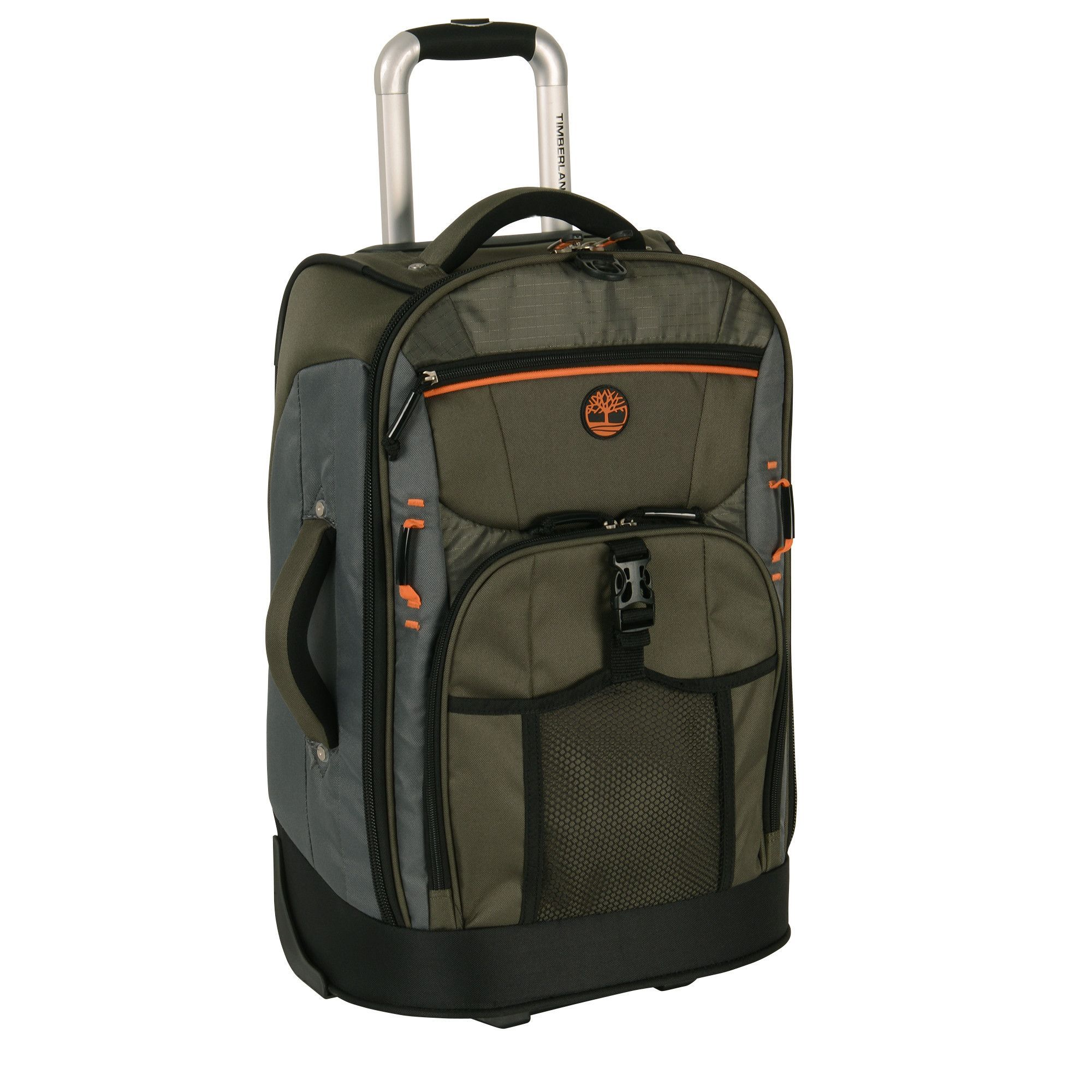 b280dd475e Light weight and PVC free luggage, Timberland Danvers River Carry On 21  Inch Wheeled Suitcase includes all the important features for a travel  adventure.