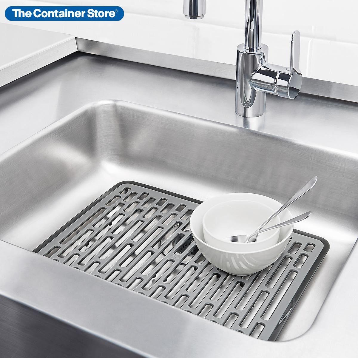 Oxo Good Grips Large Sink Mat Sink Mats Small Sink Sink