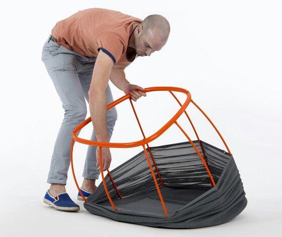 membrane' chair by benjamin hubert for classicon (de) | benjamin, Möbel