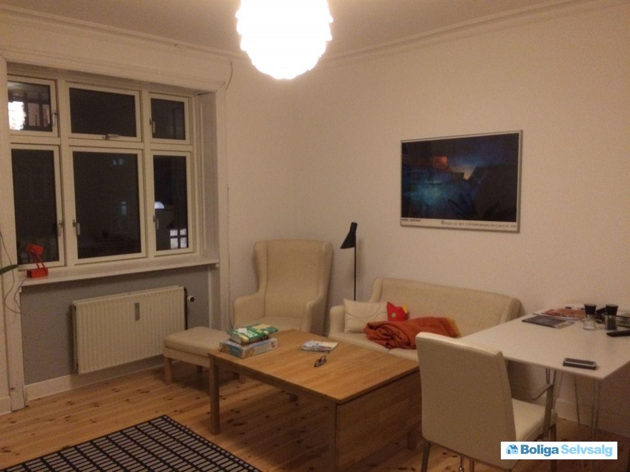 Cumberlandsgade 11, 2. tv., 2300 København S - Lys lejlighed - nyt gulv og køkken #andel # ...