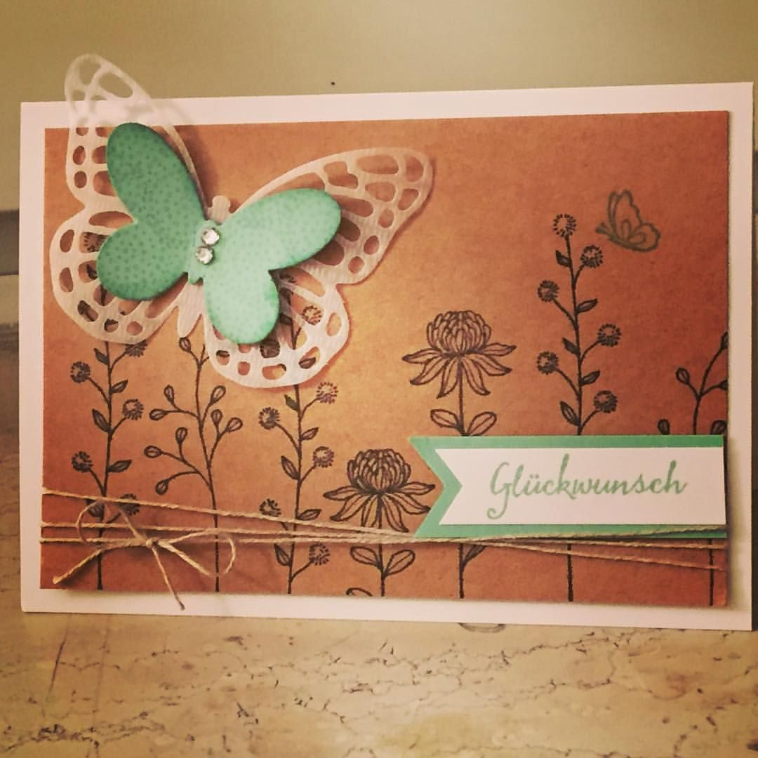 #stampinup #floweringfields #birthdaycards