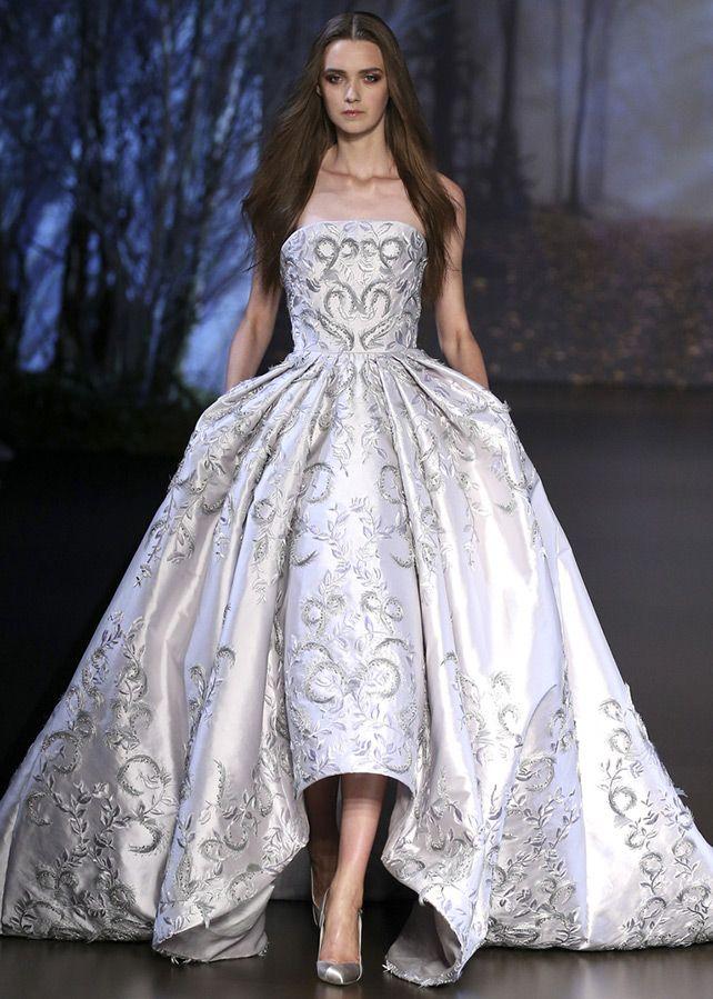 53d90cef19dfbba Лучшие свадебные платья из коллекций Haute Couture | Красота ...