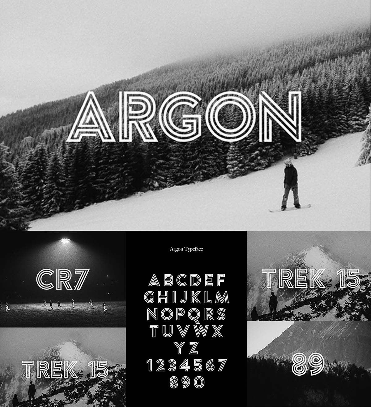 Argon modern font Free fonts download, Modern fonts, Fonts