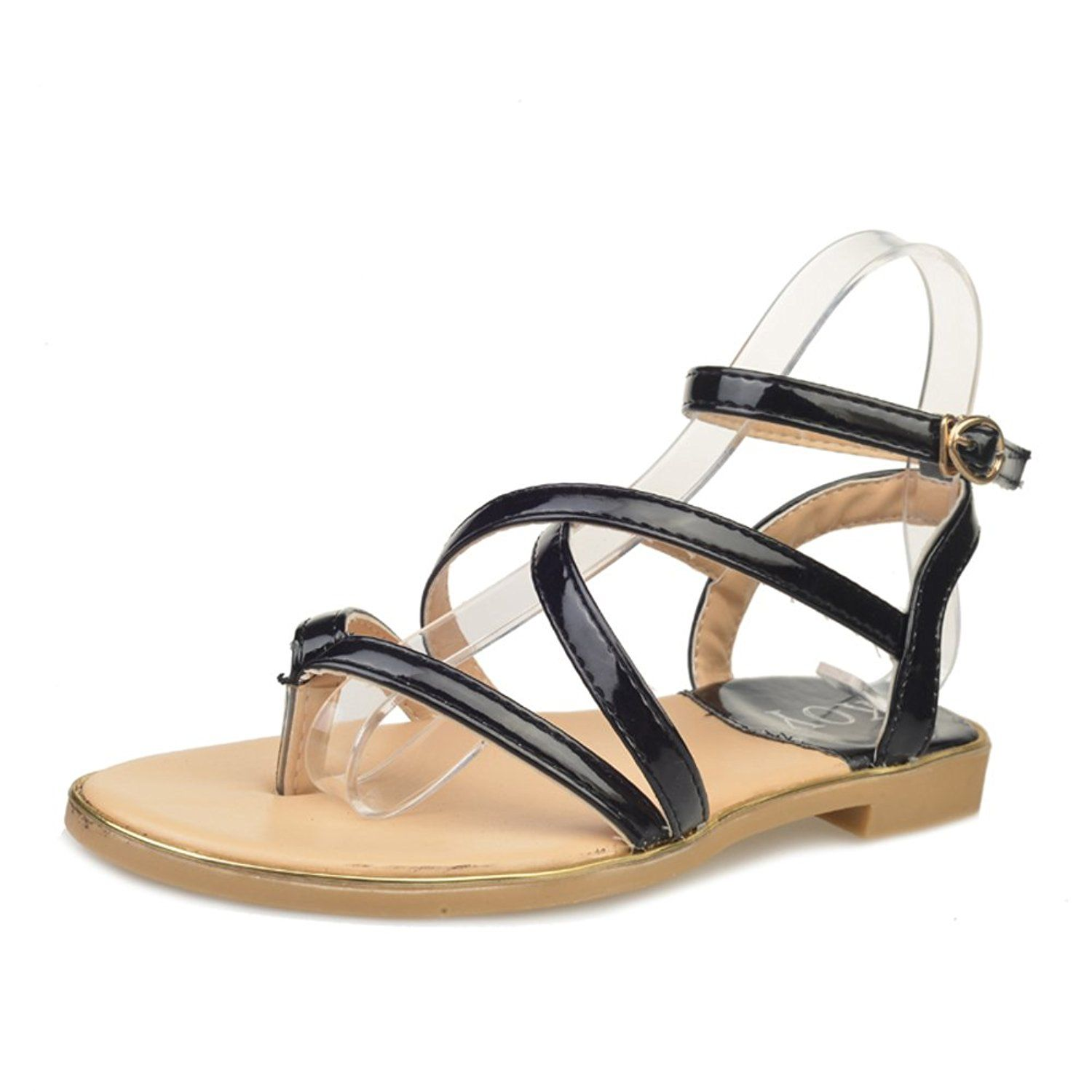 adbe753795622e Summer flat sandals Flat shoes with casual student   Check out the image by  visiting