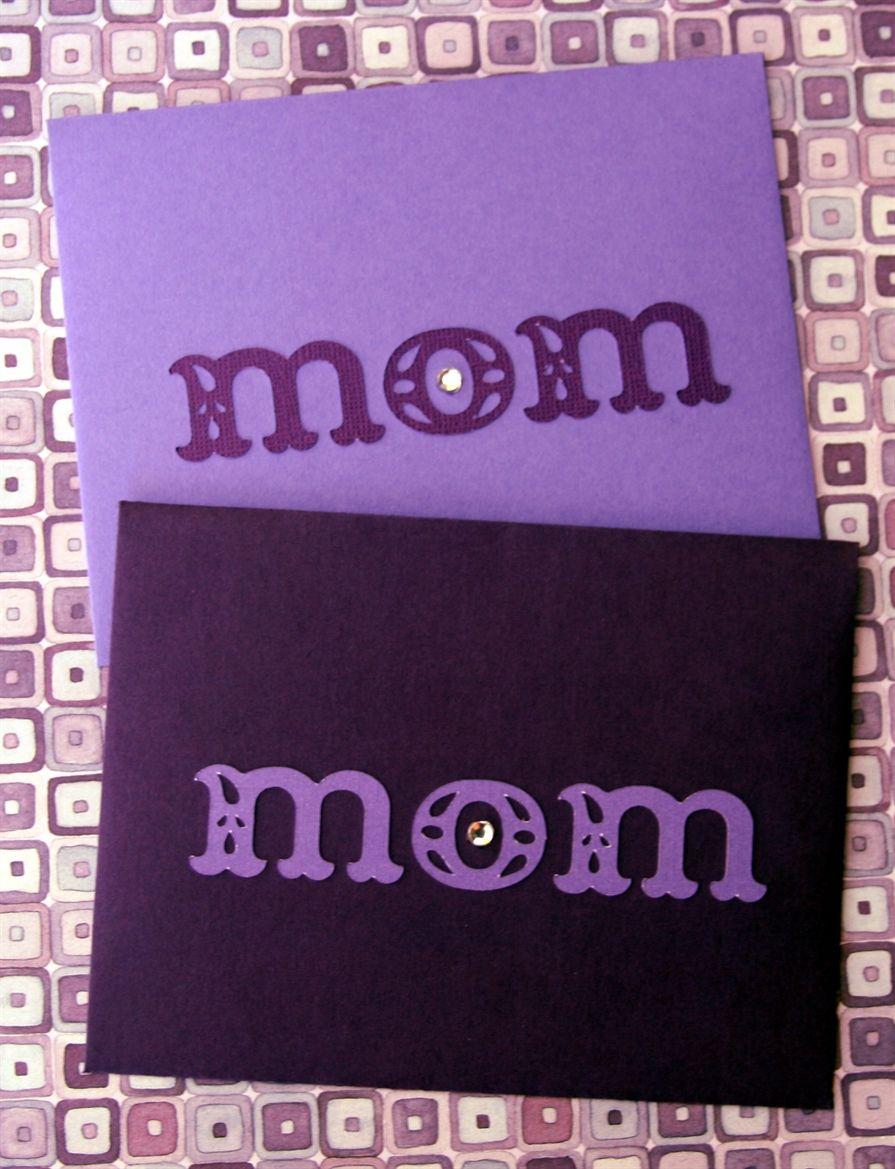 cricut gift card envelope