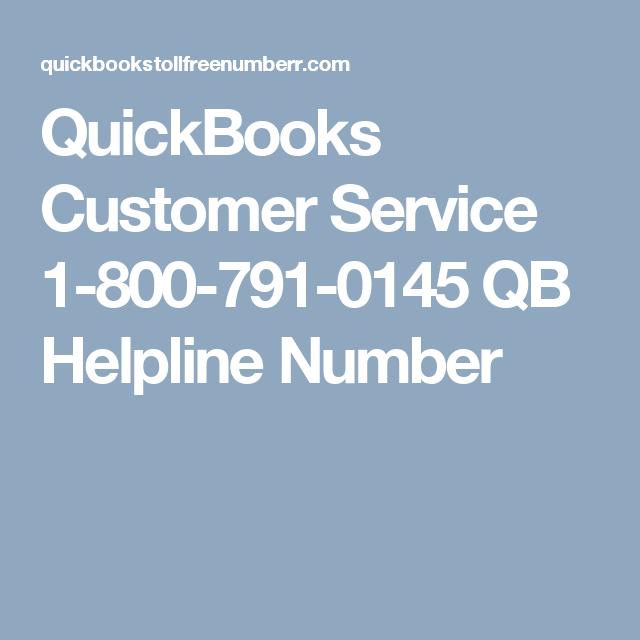 quickbooks online phone number 1-800