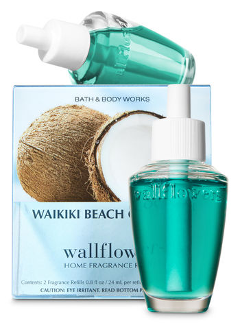 Waikiki Beach Coconut Wallflowers Refills 2 Pack In 2019