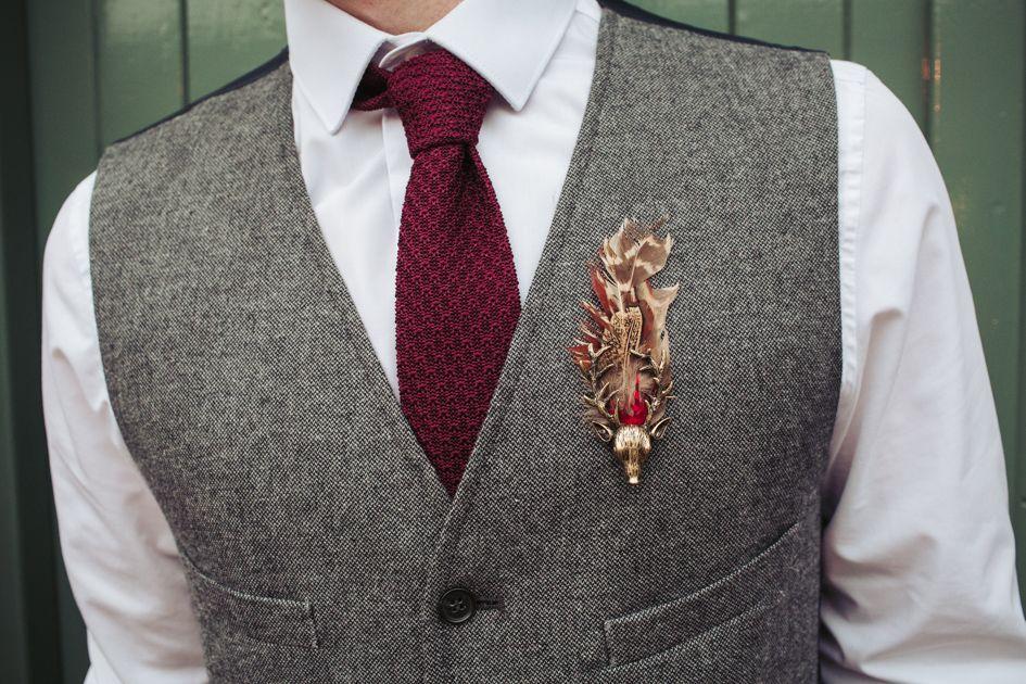 groomsmen attire | groom suit | groomsmen | Oakwell Hall wedding ...