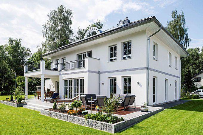 Stadtvilla bei Berlin von Arge-Haus   Haus & Bau   zuhause3.de ...