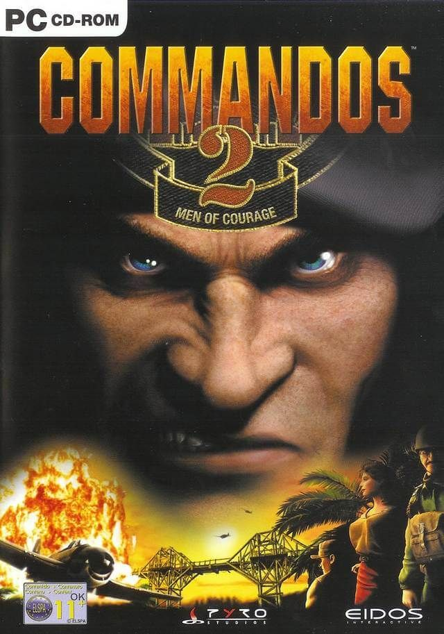 Commandos 2 Men Of Courage Pc Espanol Mega Juegos Pc