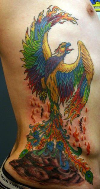 Phoenix Tattoofinder: Phoenix Rising Tattoo - Google Search