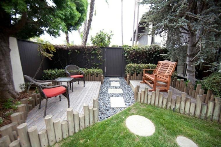 Charmante Kurzurlaube: 50 kleine Gärten, die sich verlieben Garten