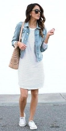 20 Cute Spring Outfits Ideas For Women 2020 - Yeahgotravel.com