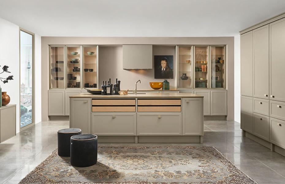 Kitchens BKNC BK Nolte Contracts Ltd Torino Elegance