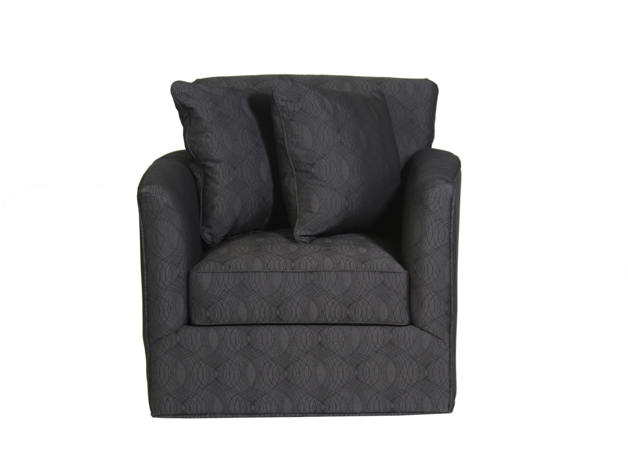 Choices Artemis Swivel Chair by Jonathan Louis