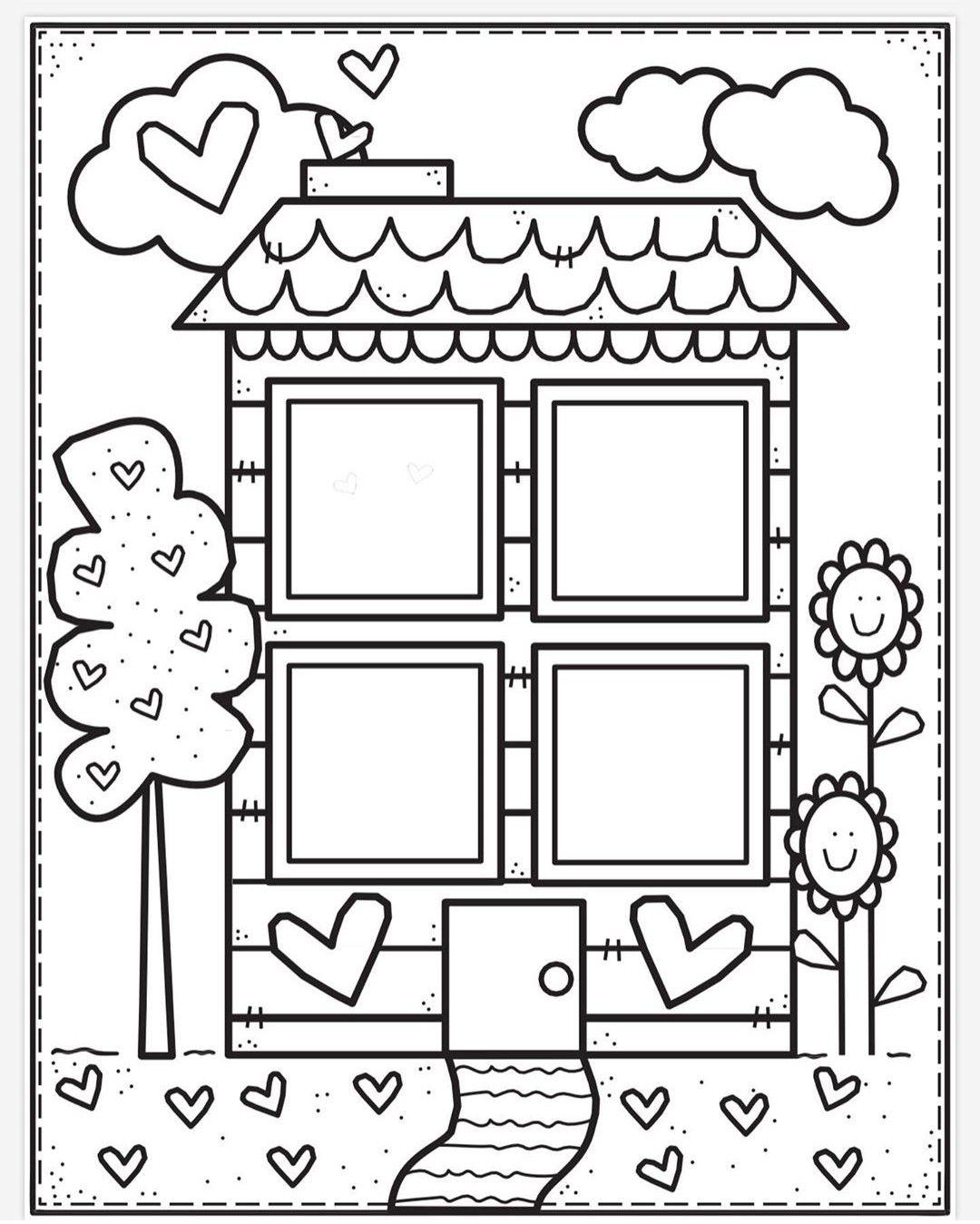 Pin By Ale Valenzuela On Colorea Preschool Coloring Pages Coloring Pages Colouring Pages [ 1349 x 1080 Pixel ]