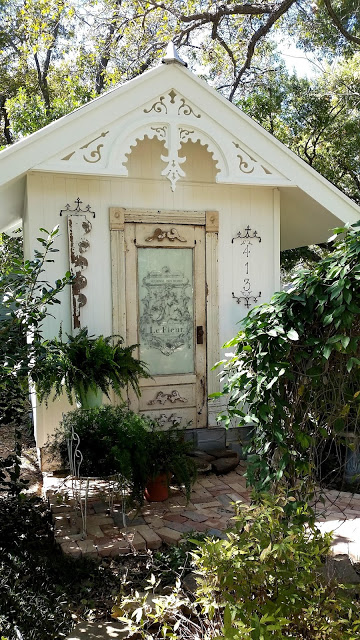 Victoria Cottage At Lady Butterbug House Cottage Garden Sheds Cottage Garden Garden Shed