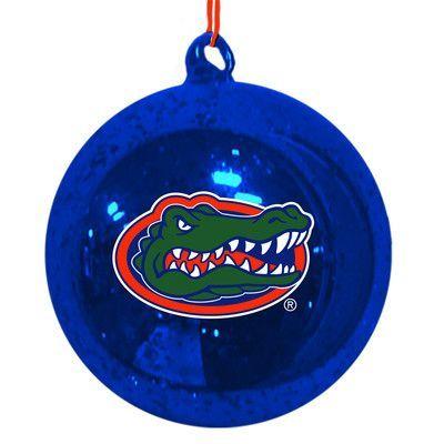 University of Florida Team Ball Ornament