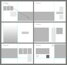 17 Best images about Design | Grids on Pinterest | Layout template ...