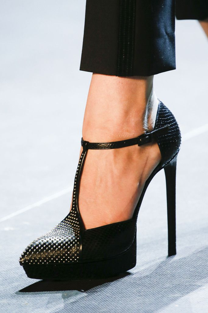 Saint Laurent Spring 2013 Ready-to-Wear