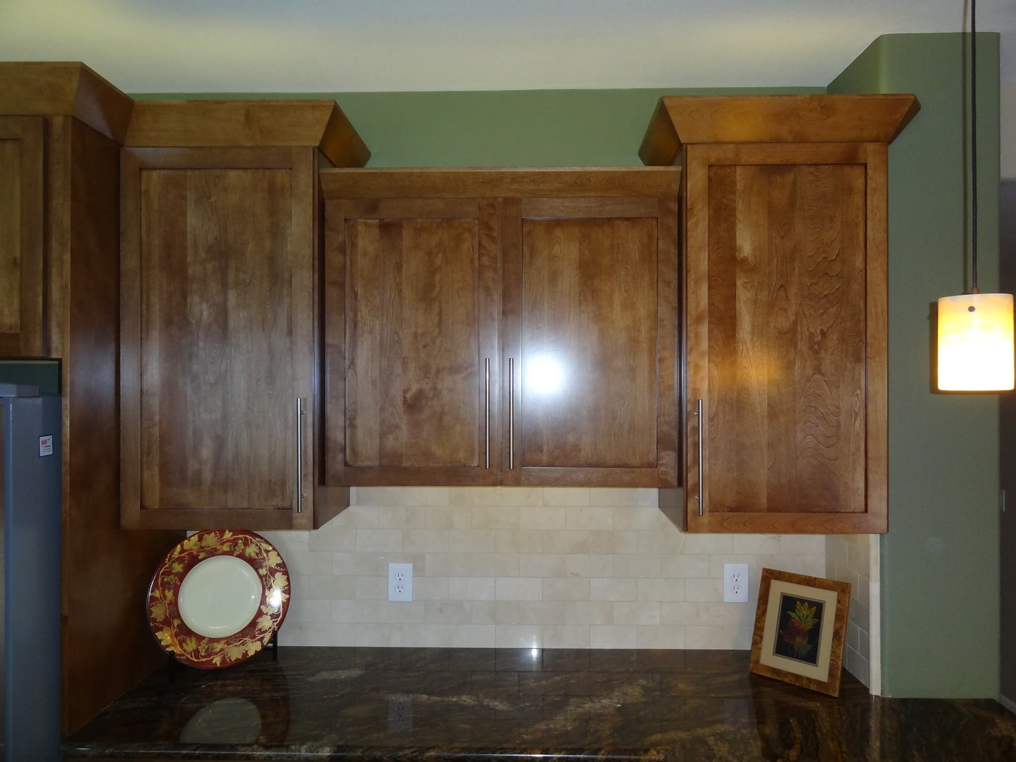 When ting a Kitchen Remodel consider differing depths and