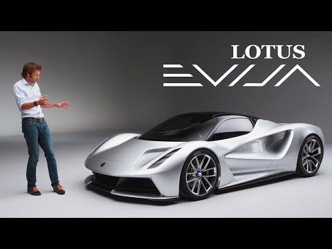 Lotus Evija 2 000hp 1 7m Electric Hypercar Everything You Need To Know Carfection 4k Youtube Lotus Lotus Car Futuristic Cars