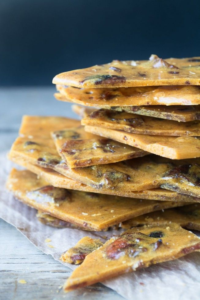 Easy Microwave Recipe For Bacon Brittle It S Crisp And Delicious