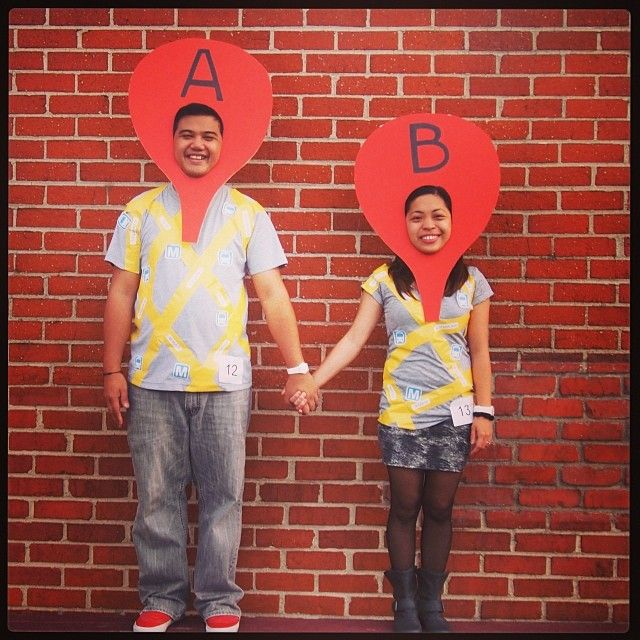 32 Amazing DIY Costumes That Prove Halloween Is Actually Meant For - halloween costumes ideas couples