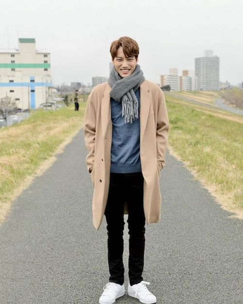 Kai juga pernah membintangi drama Jepang (dok. Wowow)