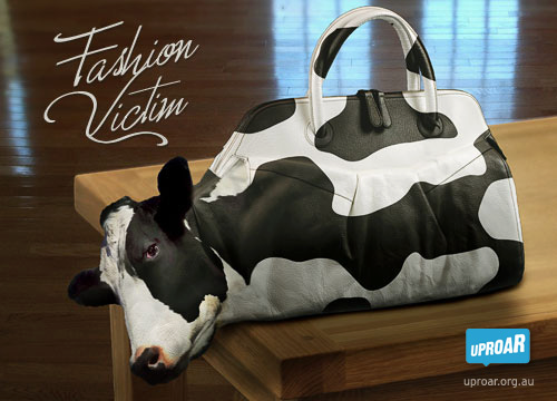 Leather is NOT a byproduct, don't believe the lies!! The softest, most luxurious leather comes from the skin of newborn or even unborn calves, cut prematurely out of their mother's wombs. Sometimes it will be from the same veal calves whose lives of misery are well documented!!!!!!!! There are environmental issues with leather as well. The process of tanning leather is incredibly toxic. Most is chrome tanned, which results in carcinogenic chromium being pumped into the water table