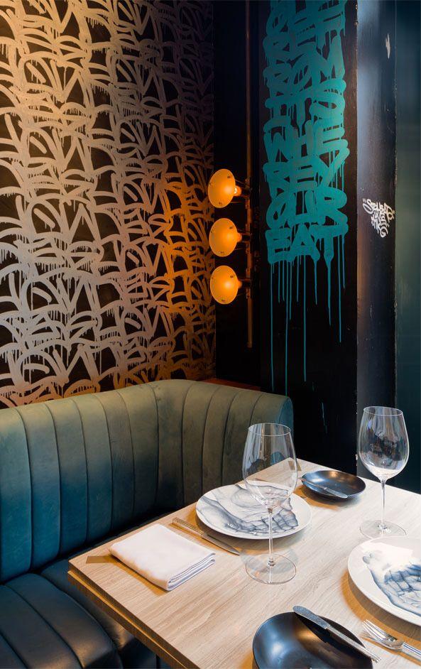 Le BIBO est un restaurant situé sur Hollywood Road entre un ...