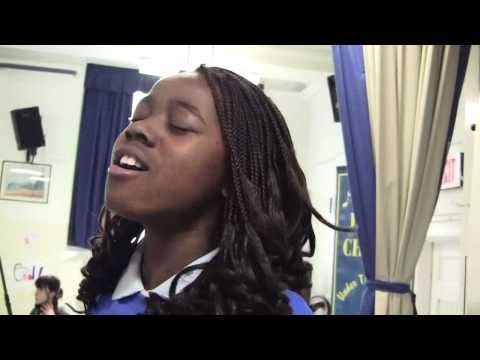 """Denise Bestman and PS22 Chorus singing """"Rolling In The Deep""""    Related Post:  http://david-adams.net/what-adults-can-learn-from-ps22-chorus/"""