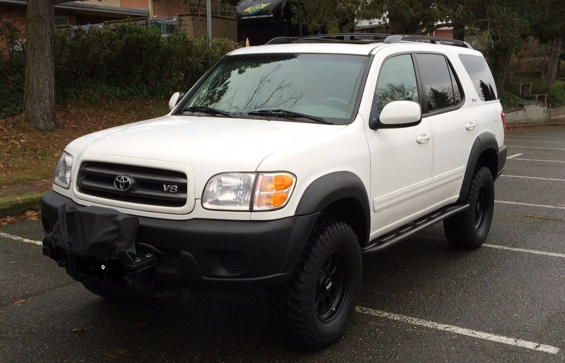Toyota can a sequoia be an off roader page 2 ih8mud forum
