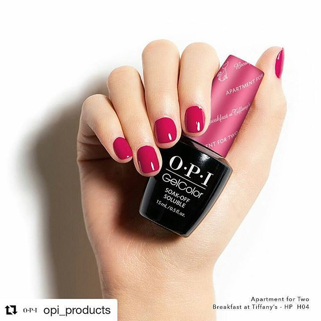 Did You Know Opigelcolor Can Last Up To 7 Days Longer Than Regular Lacquer Head To Elle Salon Spa For An Opibre Opi Gel Nails Red Gel Nails Opi Gel Polish
