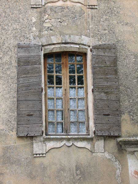 Window in Provence  by Muriel Neale
