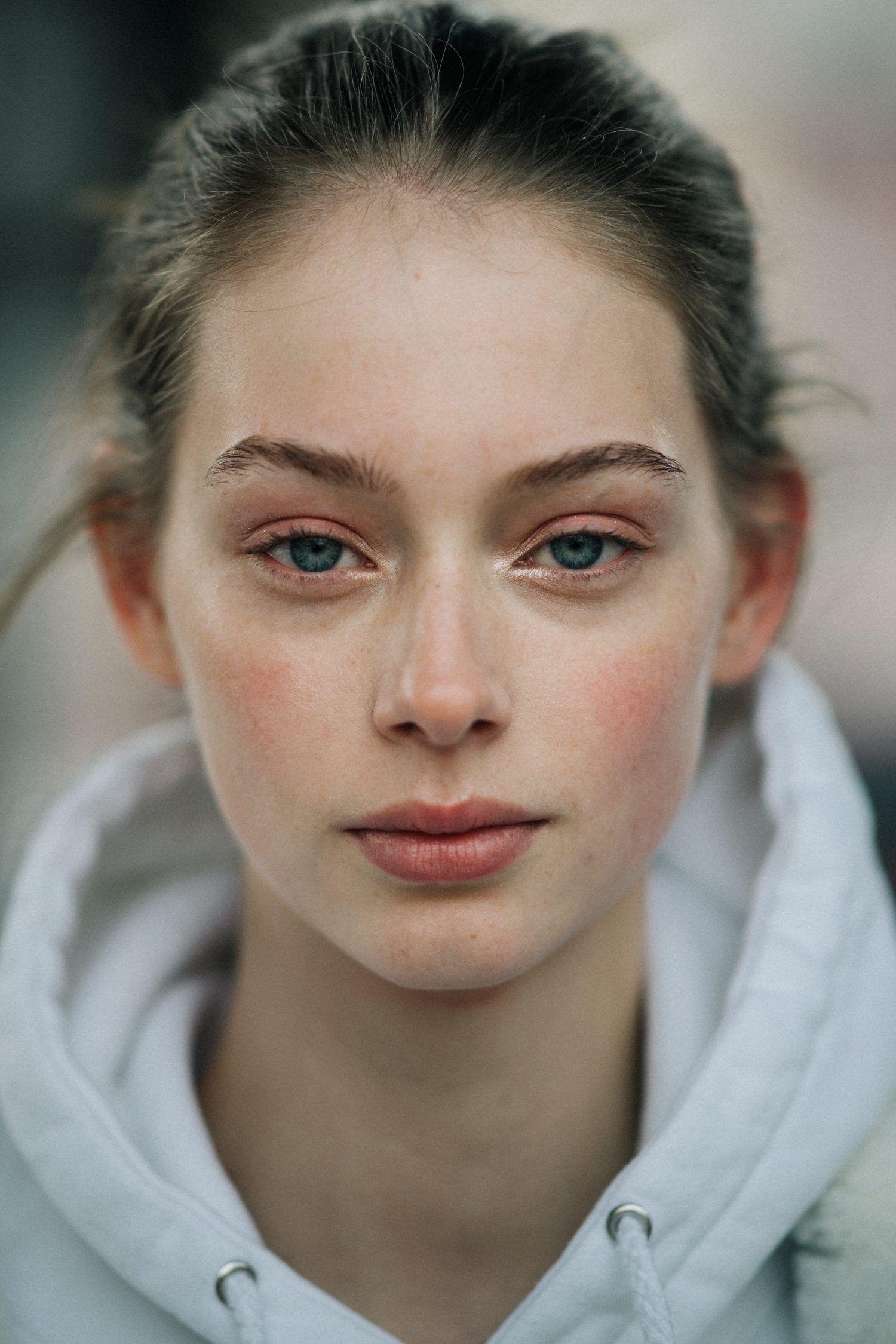 Lauren de Graaf New York City via Le 21ème Photography