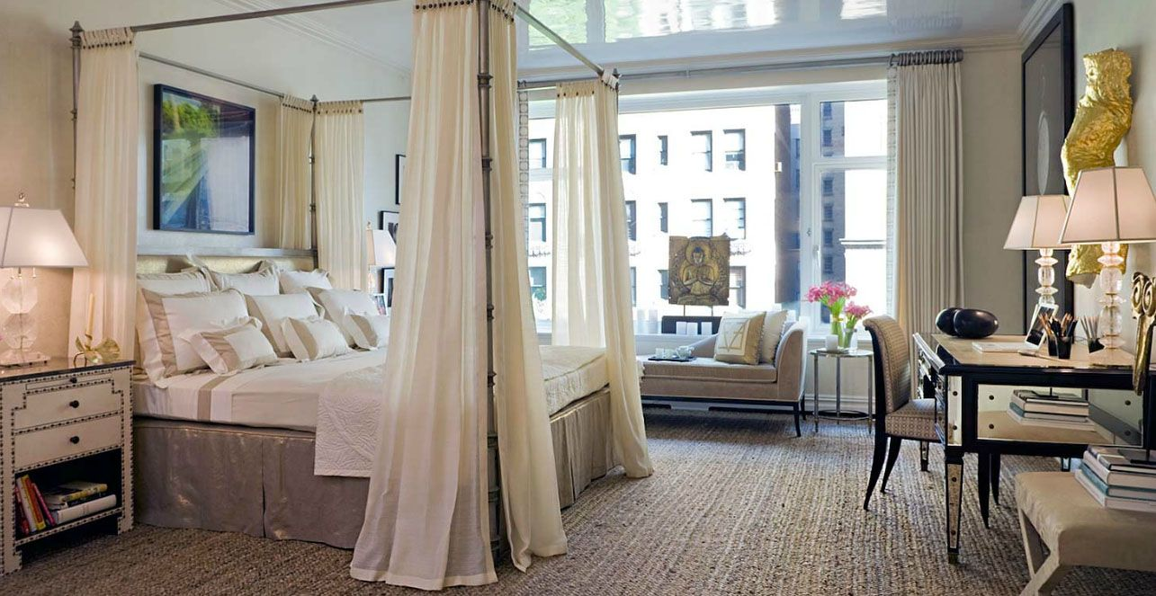 Canopy beds For the Modern Bedroom Freshome 371 40 Stunning Bedrooms ...