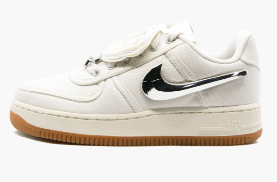 Are You Copping The Travis Scott x Nike Air Force 1 Low Sail This Week  cb9011d63