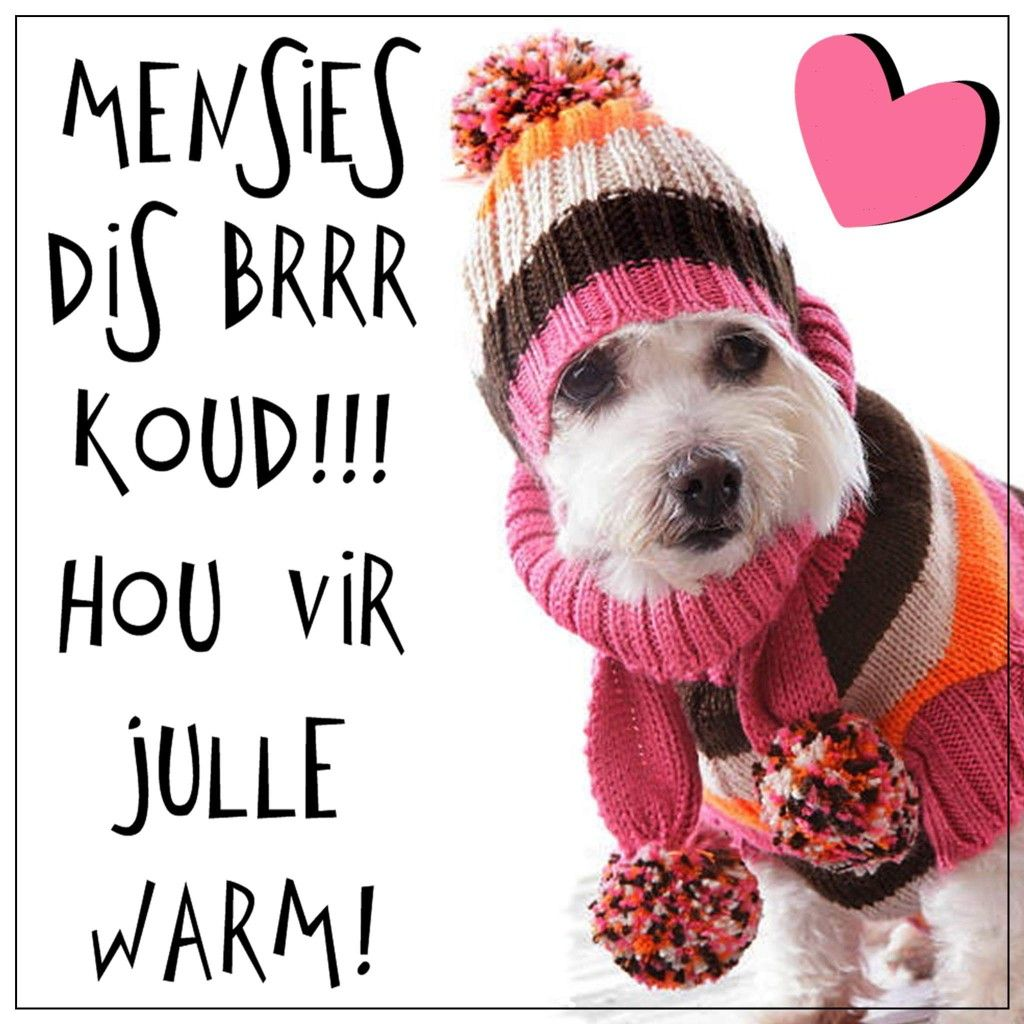Pin by Elize Kemp on Afrikaans in 2020 Cold weather