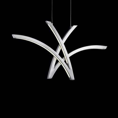 Found it at AllModern - Zara™ 4-Light Geometric Pendant
