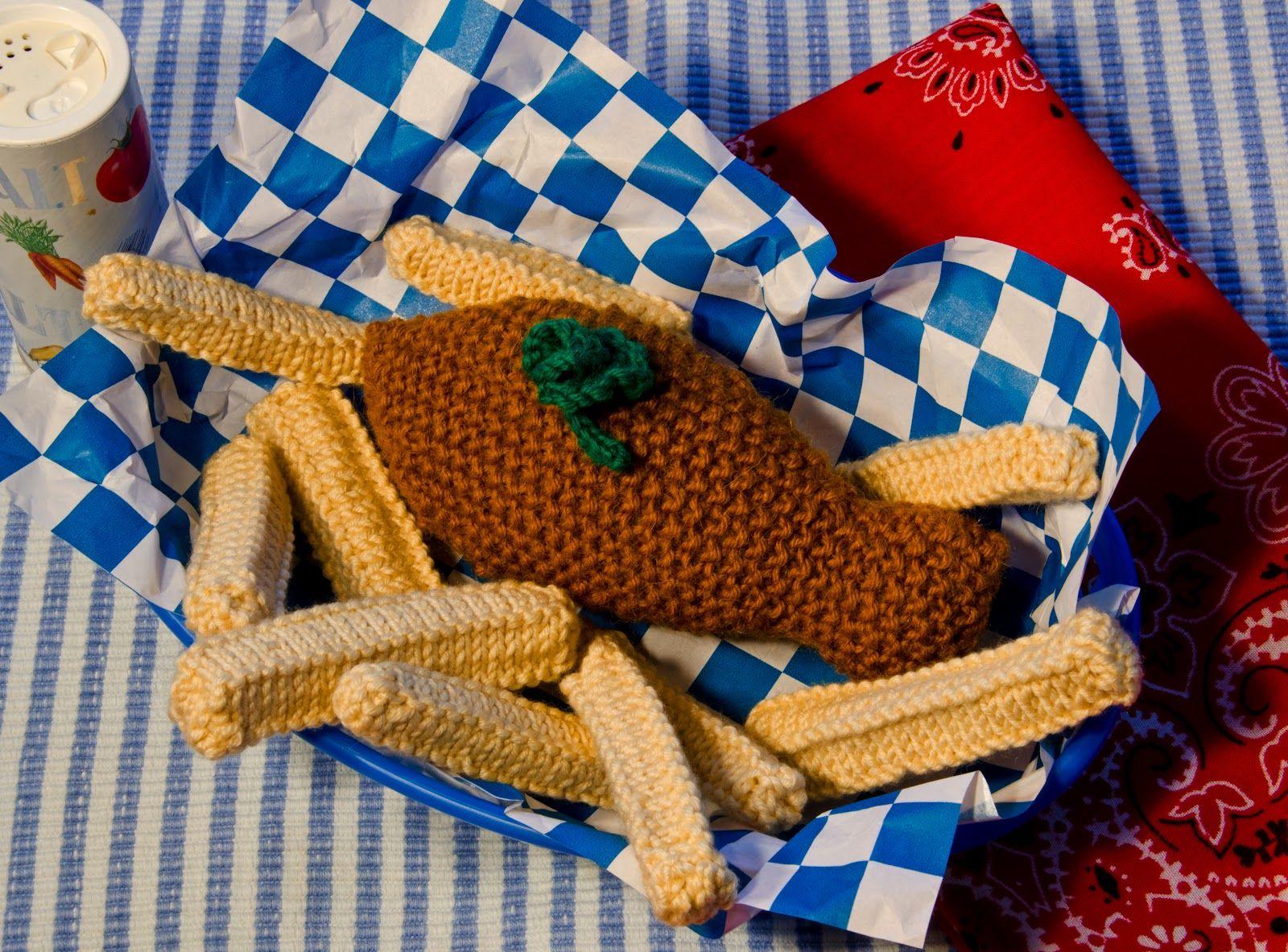 FishChips.jpg (1600×1183) | crochet food | Pinterest | Play food ...