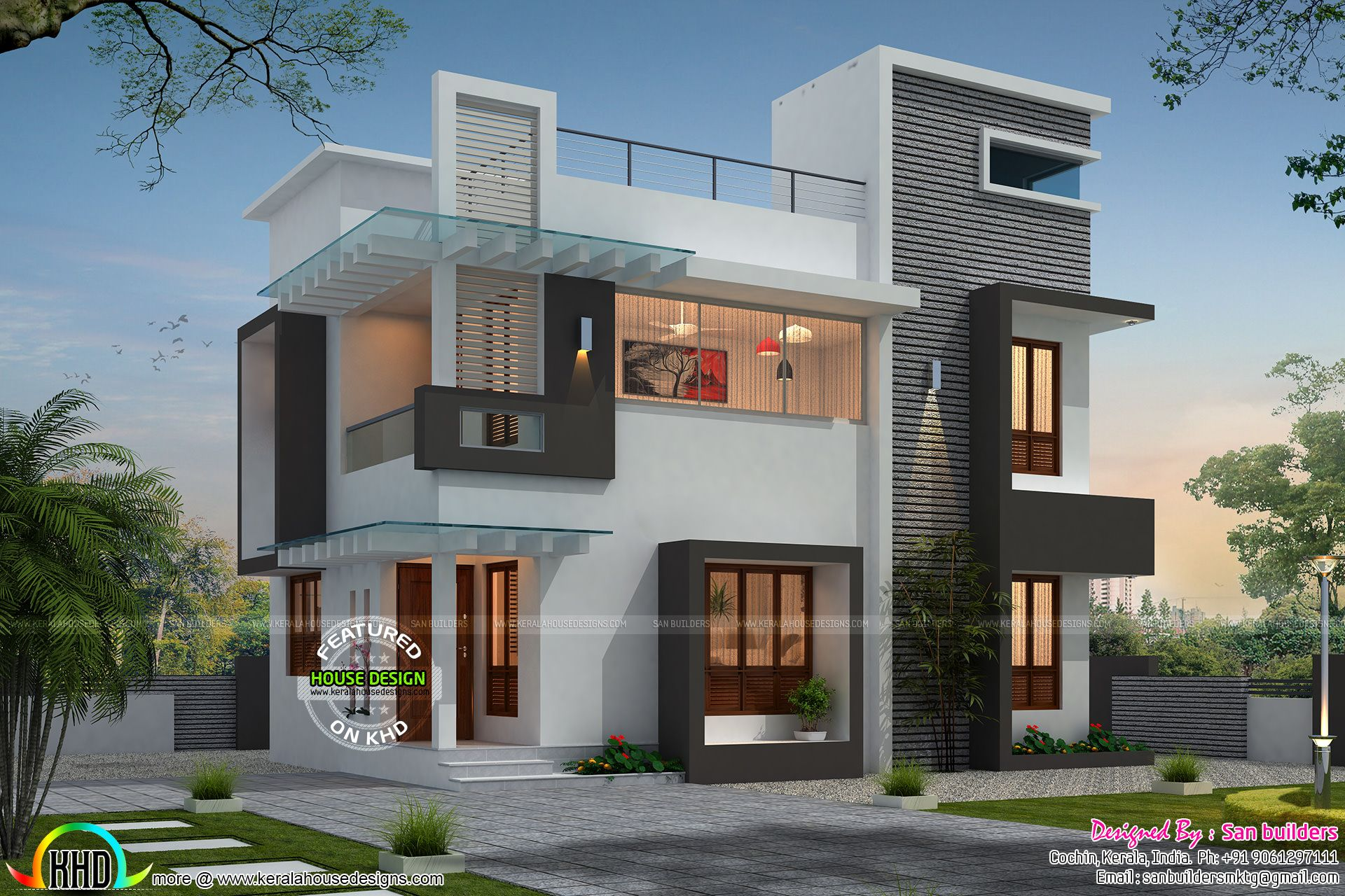 House makeover idea kerala house design house elevation front elevation house floor plans