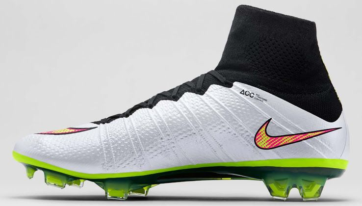 White Nike Mercurial Superfly Boot Released - Footy Headlines ... 6368cc079412d