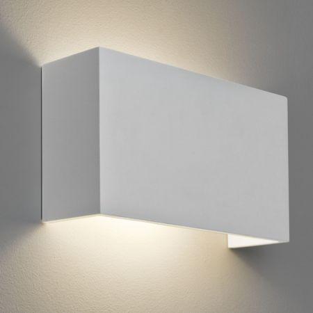 WAC dweLED Blok LED Wall Sconce Satin Nickel WS-25612-SN
