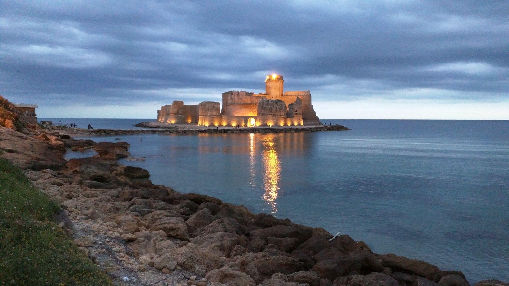 Castello Aragonese Le Castella Castello